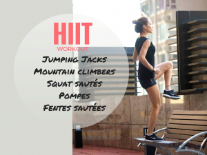 HIIT WORKOUT