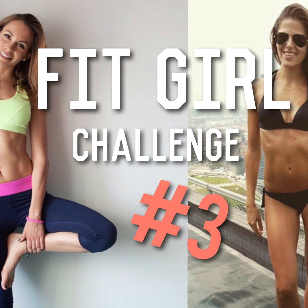 FIT GIRL challenge #3 square