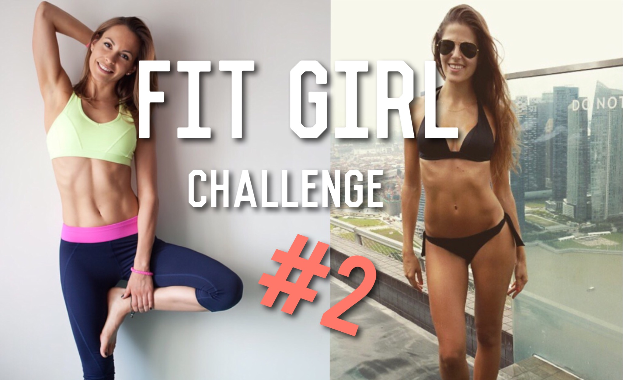 FIT GIRL challenge - semaine 2