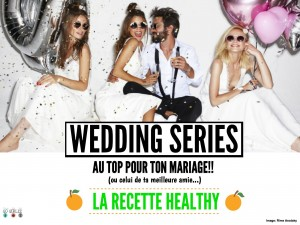 Conseils mariage nutrition, soins, entrainement