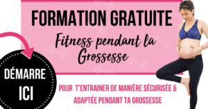formation gratuite fitness grossesse