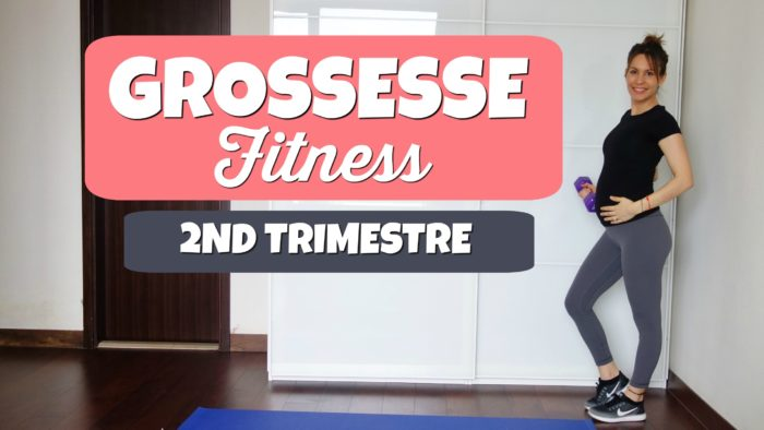 fitness, grossesse, entrainement, circuit training 2nd trimestre