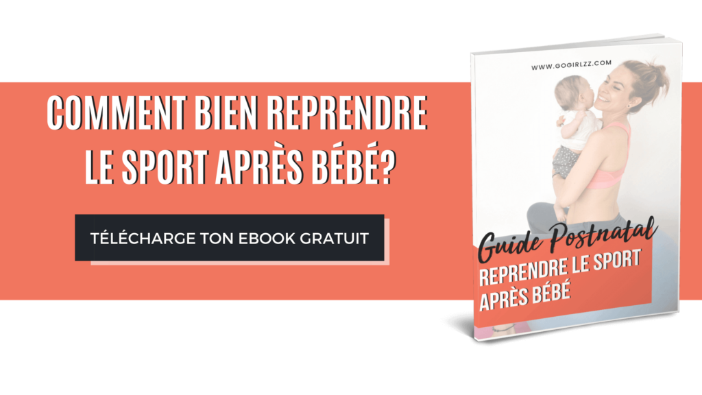ebook gratuit fitness postnatal