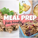 Meal preps - Kids friendly #1 cover